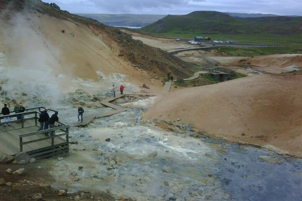 Geothermal-Area