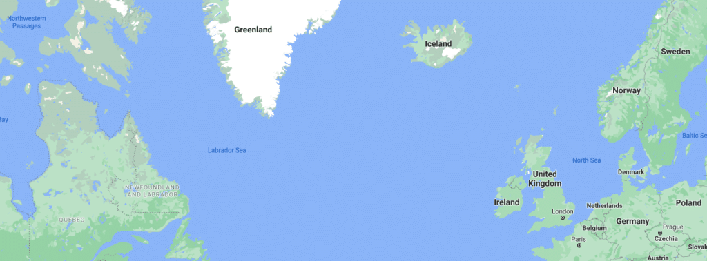 where is Iceland?